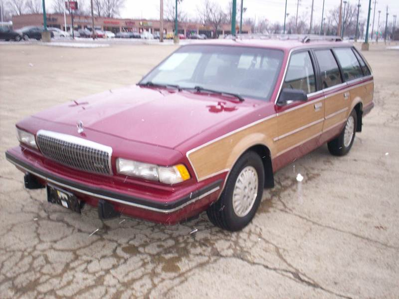 1993 buick century custom 4dr wagon in painesville. Black Bedroom Furniture Sets. Home Design Ideas