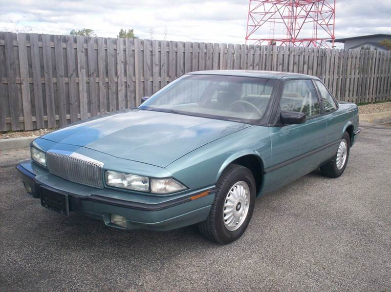 1994 Buick Regal Custom 2dr Coupe In Painesville Willowick
