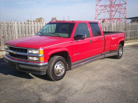 2000 Chevrolet C/K 3500 Series for sale in Willowick, OH