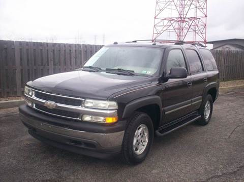 2005 Chevrolet Tahoe for sale in Willowick, OH