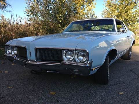 1970 Oldsmobile Cutlass Supreme for sale in Willowick, OH