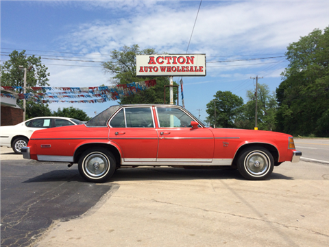 1977 Pontiac Ventura for sale in Painesville, OH