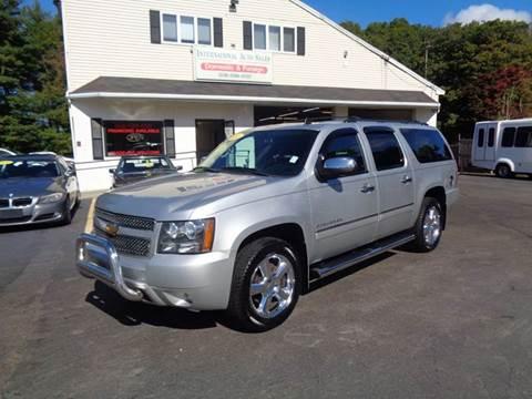 2012 Chevrolet Suburban for sale in Bridgewater, MA