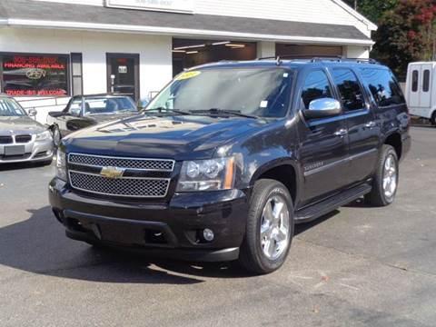 2011 Chevrolet Suburban for sale in Bridgewater, MA