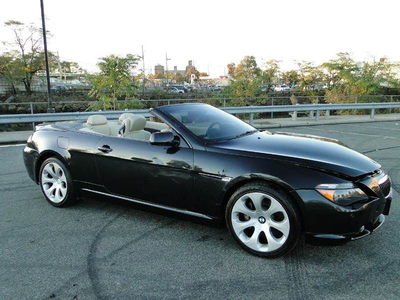 2005 BMW 6 Series 645Ci 2dr Convertible - Brooklyn NY