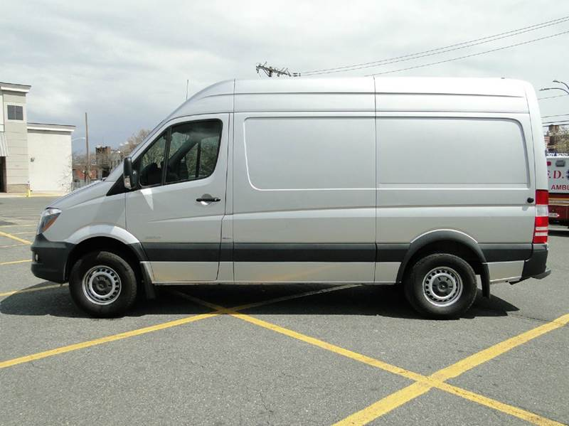 2014 mercedes benz sprinter cargo 2500 144 wb 3dr cargo for Affordable motors of brooklyn inventory