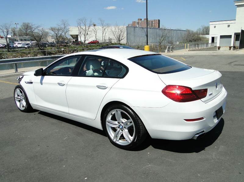 2013 BMW 6 Series 650i xDrive Gran Coupe AWD 4dr Sedan - Brooklyn NY
