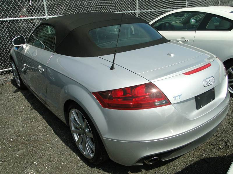 2013 Audi TT 2.0T quattro Premium Plus AWD 2dr Convertible - Brooklyn NY
