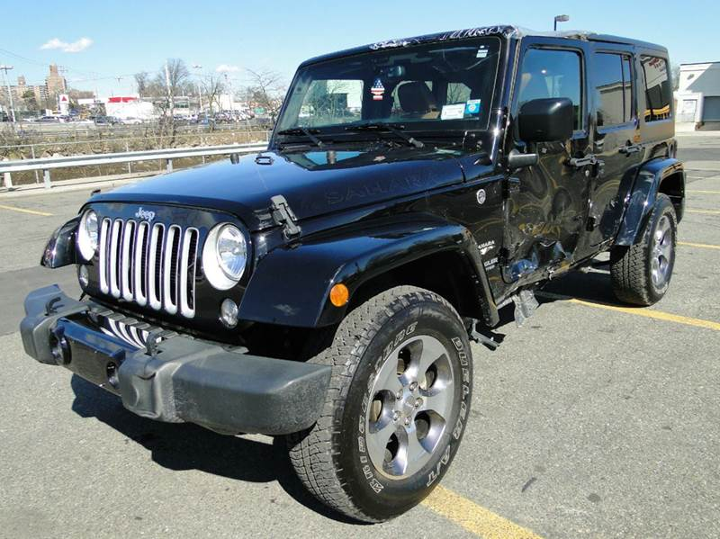 2016 Jeep Wrangler Unlimited Sahara 4x4 4dr SUV - Brooklyn NY