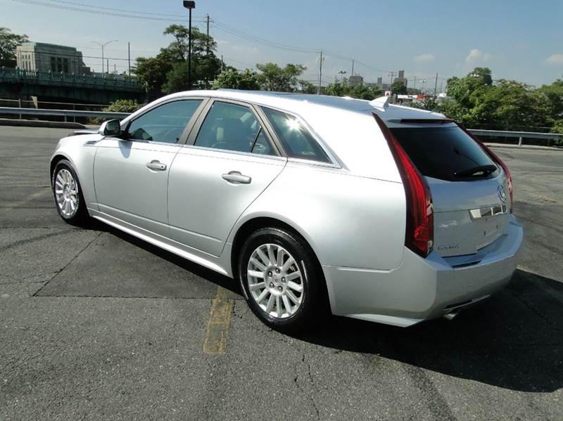 2010 Cadillac Cts AWD 30L Luxury 4dr Wagon In BROOKLYN NY