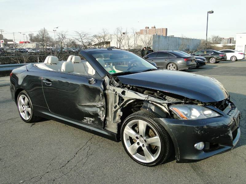 2010 Lexus IS 250C Base 2dr Convertible 6A - Brooklyn NY