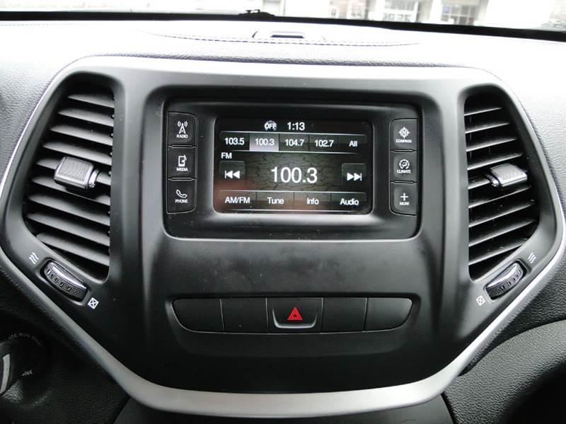 2014 Jeep Cherokee Latitude 4x4 4dr SUV - Brooklyn NY