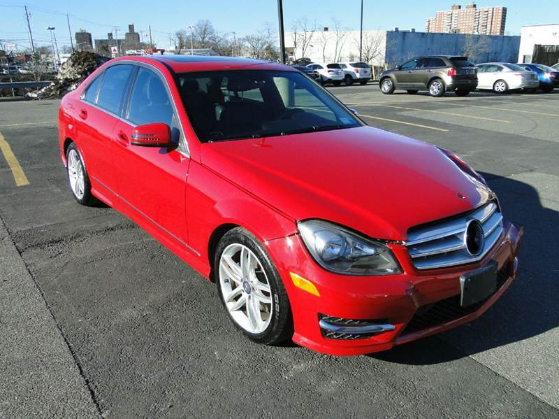 2012 Mercedes-Benz C-Class C 300 Luxury 4MATIC 4MATIAWD 4MATI4dr Sedan - Brooklyn NY