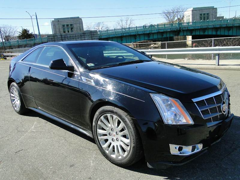 2011 Cadillac CTS 3.6L Performance AWD 2dr Coupe - Brooklyn NY