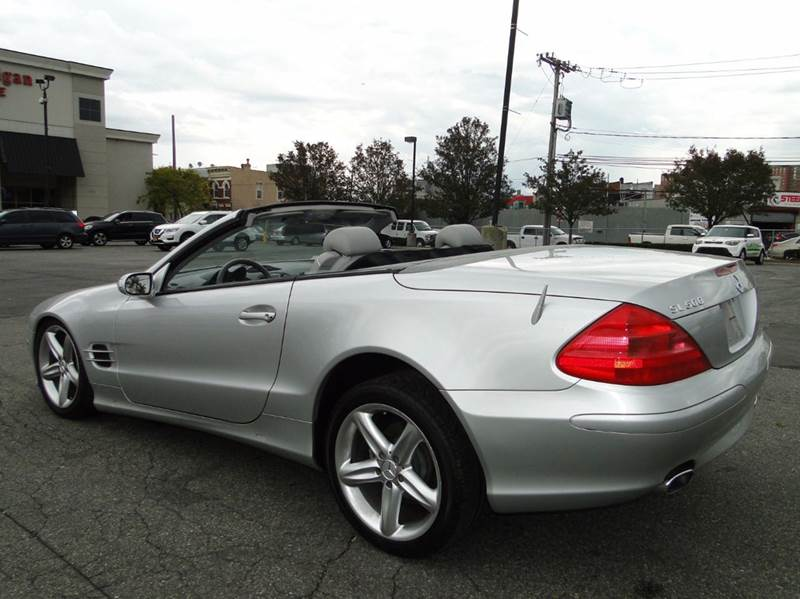 2004 mercedes benz sl class sl 500 2dr convertible in for Affordable motors of brooklyn inventory
