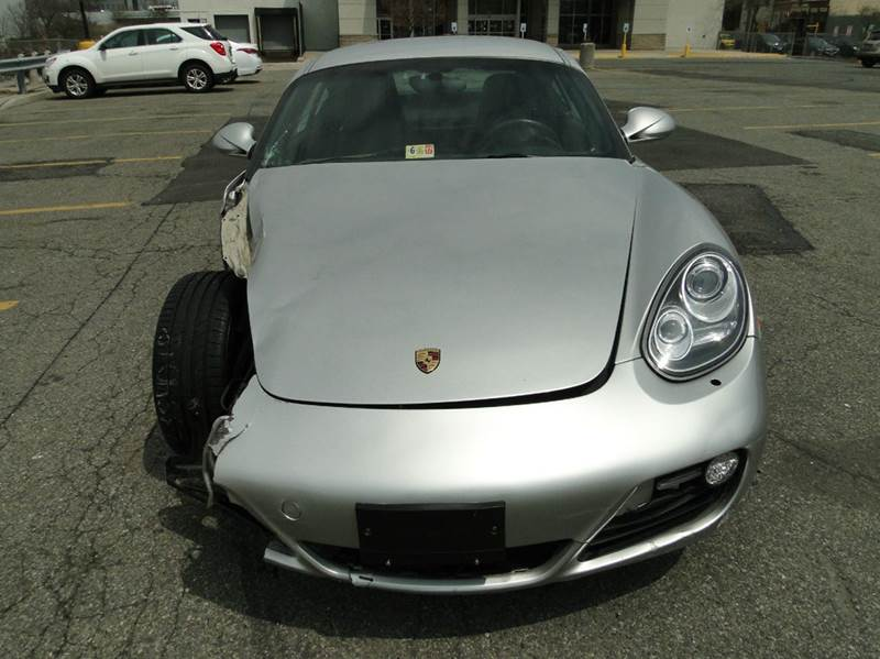 2010 Porsche Cayman S 2dr Coupe - Brooklyn NY