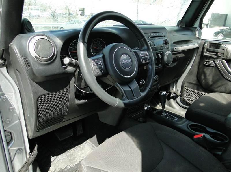 2014 Jeep Wrangler Unlimited Sport 4x4 4dr SUV - Brooklyn NY