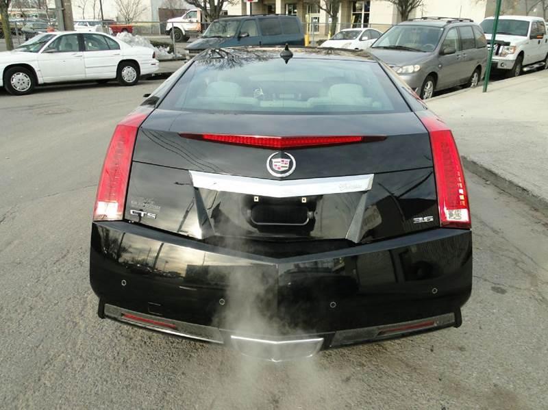 2012 Cadillac CTS 3.6L 2dr Coupe - Brooklyn NY