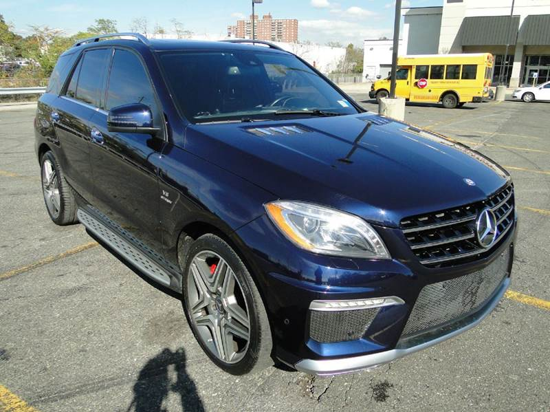 2013 Mercedes-Benz M-Class ML63 AMG AWD 4MATIC 4dr SUV - Brooklyn NY