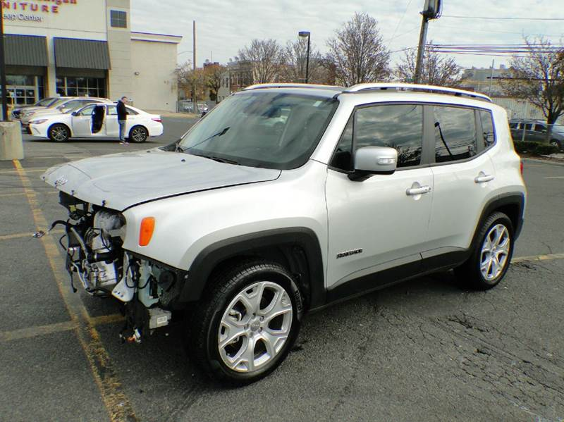 2016 jeep renegade limited 4dr suv in brooklyn ny for Affordable motors of brooklyn inventory
