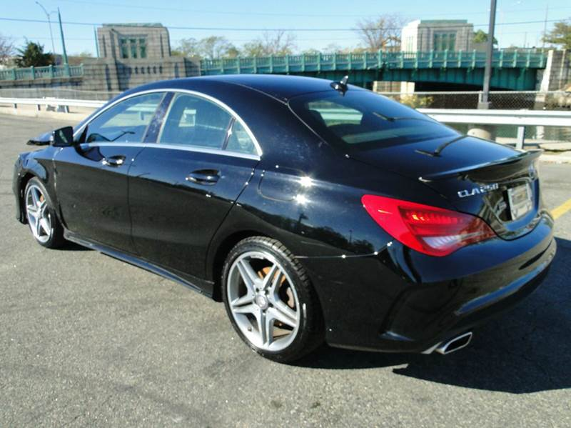 2014 Mercedes-Benz CLA CLA250 4MATIC AWD 4dr Sedan - Brooklyn NY