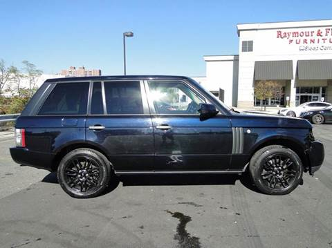 2010 Land Rover Range Rover for sale in Brooklyn, NY