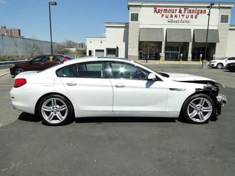 2013 BMW 6 Series for sale in Brooklyn, NY