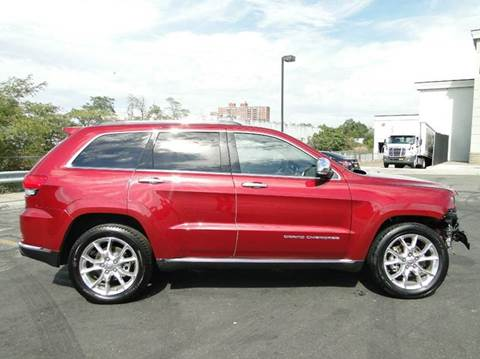 2014 Jeep Grand Cherokee for sale in Brooklyn, NY