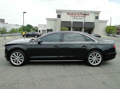 2011 Audi A8 L for sale in Brooklyn, NY