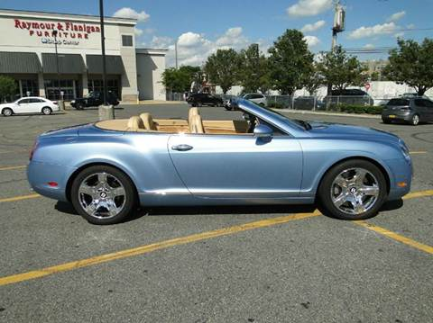 2008 Bentley Continental GTC for sale in Brooklyn, NY