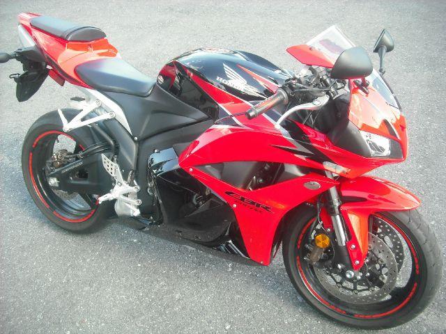 2009 Honda CBR600RA (ABS)