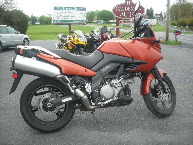 2006 Suzuki V-Strom 1000