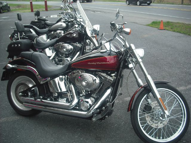 2005 Harley-Davidson Softtail Deuce, FXSTDI