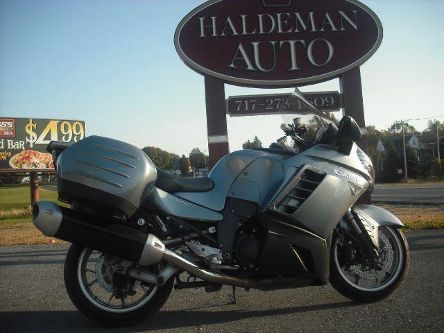 2008 Kawasaki Concours 1400