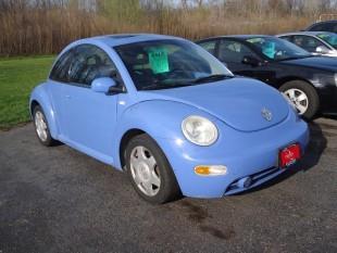 2001 Volkswagen New Beetle for sale in Spencerport, NY