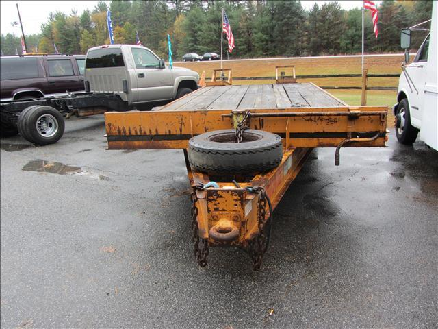 2002 Backhoe Pro MP423DE 12 Ton Trailer - New Boston NH