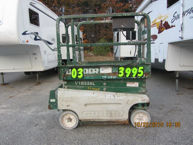 2003 Condor V1833XL Electric