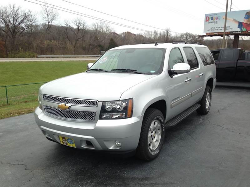 2013 Chevrolet Suburban 4x4 LT 1500 4dr SUV - Washington MO