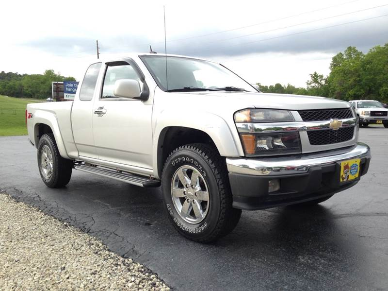2012 Chevrolet Colorado 4x4 LT 4dr Extended Cab w/2LT - Washington MO