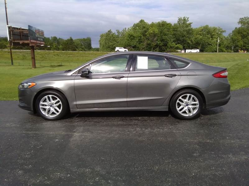 2013 ford fusion se 4dr sedan in washington mo fairway auto sales vehicle options publicscrutiny Gallery