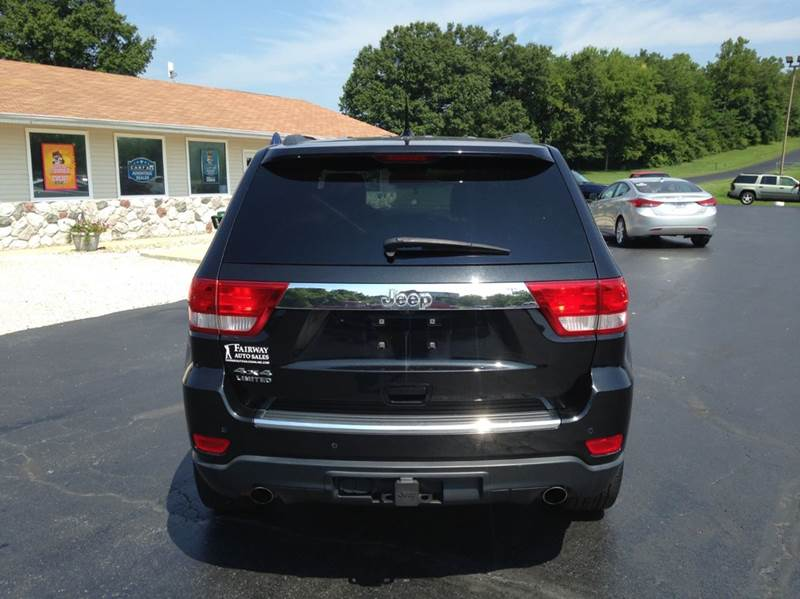 2011 Jeep Grand Cherokee 4x4 Limited 4dr SUV - Washington MO