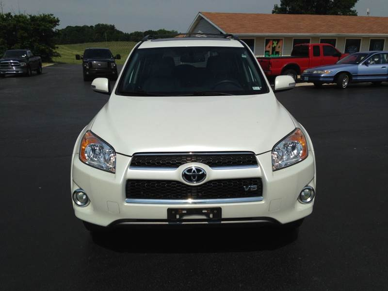 2012 Toyota RAV4 4x4 Limited 4dr SUV V6 - Washington MO
