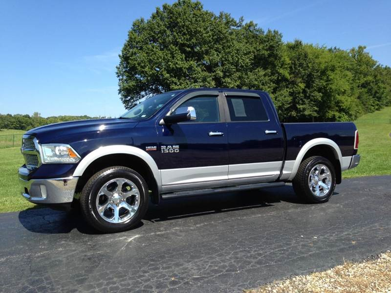 2013 RAM Ram Pickup 1500 4x4 Laramie 4dr Crew Cab 5.5 ft. SB Pickup - Washington MO