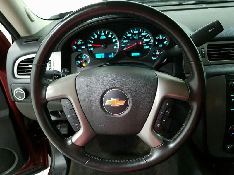 2013 Chevrolet Silverado 1500 4x4 LTZ 4dr Crew Cab 5.8 ft. SB - Washington MO