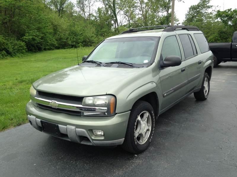 2004 Chevrolet TrailBlazer EXT LS 4WD 4dr SUV - Washington MO