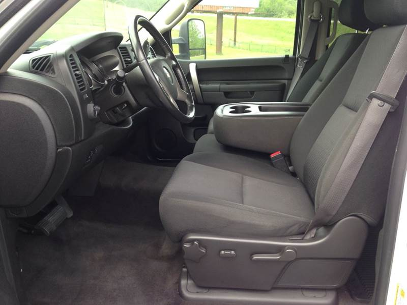2012 Chevrolet Silverado 2500HD 4x4 LT 4dr Crew Cab SB - Washington MO
