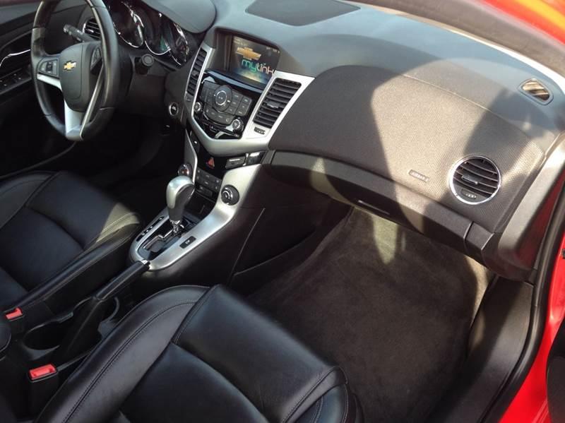 2016 Chevrolet Cruze Limited LTZ Auto 4dr Sedan w/1SJ - Washington MO