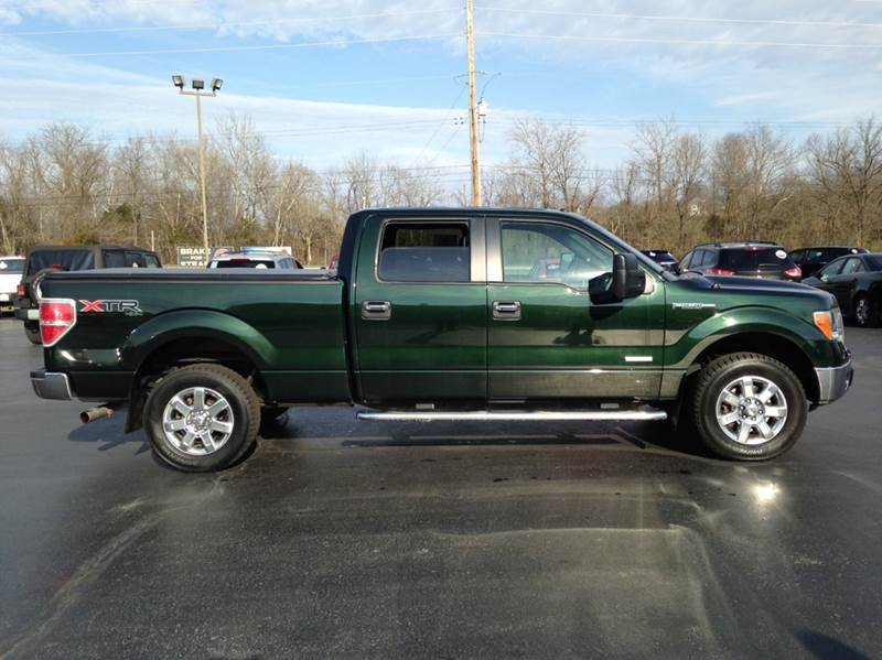 2013 Ford F-150 4x4 XLT 4dr SuperCrew Styleside 6.5 ft. SB - Washington MO