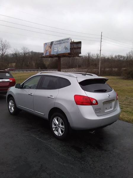 2013 Nissan Rogue AWD SV 4dr Crossover - Washington MO