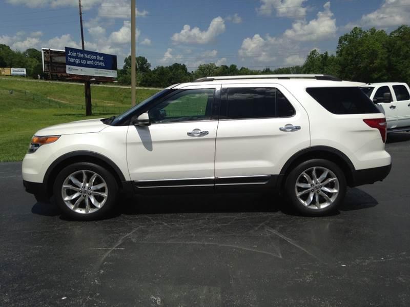 2011 Ford Explorer AWD Limited 4dr SUV - Washington MO
